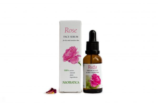 ruža serum